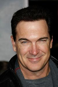 Patrick Warburton at the premiere of