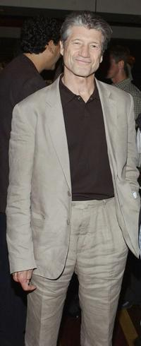 Fred Ward at the after party of the premiere of