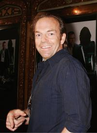 Hugo Weaving at the Australian premiere of the new James Bond