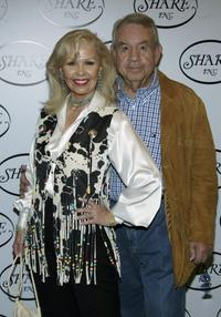 Patricia and Tom Bosley at the Sixth Annual Family Television Awards.