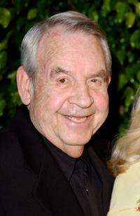Tom Bosley at the Friars Club Lifetime Achievement Award Gala.