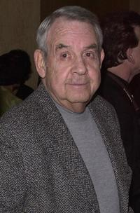 Tom Bosley at the 15th Annual Gypsy Award.