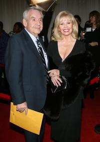 Tom Bosley and Guest at the Sixth Annual Family Television Awards.