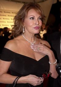 Raquel Welch at the White House Correpondents Dinner Bloomberg News after party.