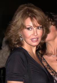 Raquel Welch at the Los Angeles premiere of