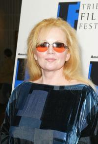Tuesday Weld at the special screening of