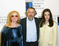 Tuesday Weld, Robert Deniro and Jennifer Connelly at the special screening of