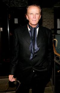Peter Weller at the Special Screening & Gala Dinner of