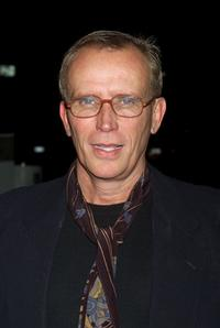 Peter Weller at the premiere of