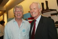Barry Bostwick at the book party for