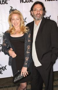 Patricia Wettig and Producer Ken Olin at the Fifth Annual Triumph For Teens Awards Gala.