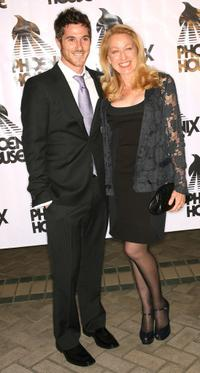 Dave Annable and Patricia Wettig at the Fifth Annual Triumph For Teens Awards Gala.