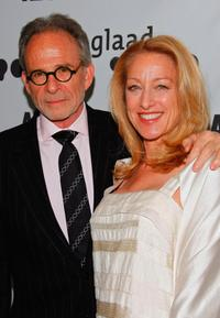 Patricia Wettig and Ron Rifkin at the 18th Annual GLAAD Media Awards.