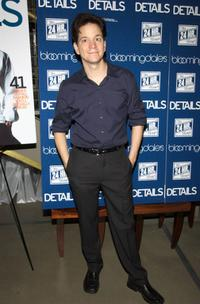 Frank Whaley at the afterparty for the 2nd Annual New York Benefit of The 24 Hour Plays.