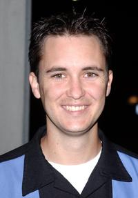 Wil Wheaton at the premiere of