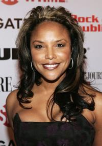 Lynn Whitfield at the Lionsgate and Showtime party honoring Golden Globe nominees.