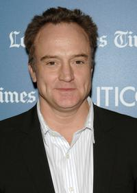 Bradley Whitford at the CNN LA Times POLITICO Democratic Debate.