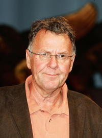 Tom Wilkinson at the premiere of