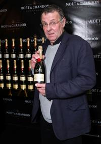 Tom Wilkinson at the the Luxury Lounge in honor of the 2008 SAG Awards.