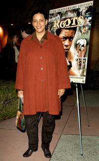 Cynda Williams at the 25th Anniversary retrospective of the television series