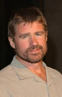 Treat Williams at the The WB Network's 2002 Summer party.