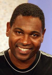 Mykelti Williamson at the 2006 Summer TCA.