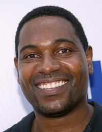 Mykelti Williamson at the Eighth Annual American Film Insitute Golf Classic.
