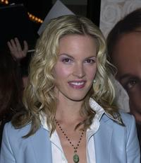 Bridgette Wilson at the world premiere of