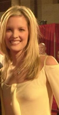 Bridgette Wilson at the Red Carpet arrivals for the ESPY Awards.