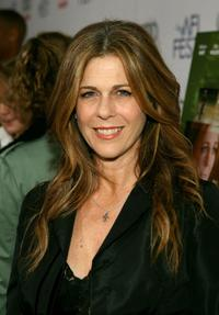 Rita Wilson at the AFI FEST 2006 for premiere of