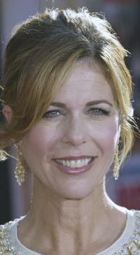 Rita Wilson at the premiere of