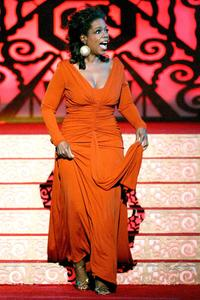 Oprah Winfrey at the BMA Hall of Fame Distinguished Career Achievement Award.