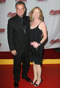 Ray Wise and Karen Mccleskey at the Petersen's 7th annual 2006 Cars and Stars Gala.