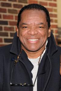 John Witherspoon at the taping of
