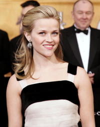 Reese Witherspoon at at the 12th Annual Screen Actors Guild Awards in L.A.