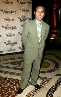 B.D. Wong at the Actors Fund