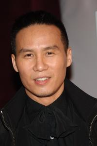 B.D. Wong at the International Radio and Television Award Dinner.