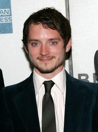 Elijah Wood at the 2007 Tribeca Film Festival for