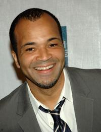 Jeffrey Wright at the 2007 Tribeca Film Festival for premiere of