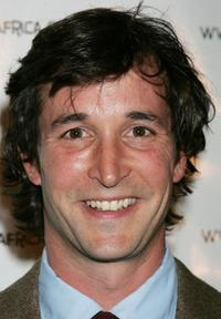 Noah Wyle at the Archbishop Desmond Tutu's 75 birthday gala fundraiser,
