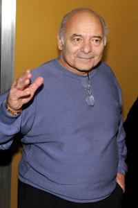 Burt Young at the premiere of