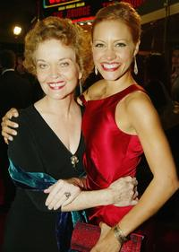 Grace Zabriskie and KaDee Strickland at the premiere of