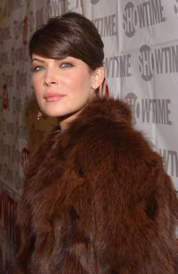 Lara Flynn Boyle at the premiere of the
