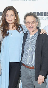 Donna Murphy and Chip Zien at the photocall of