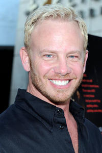 Actor Ian Ziering arrives to the premiere of Paramount Pictures' 'Middle Men' at the ArcLight Theaters.