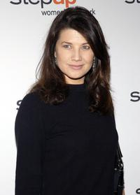 Daphne Zuniga at the 2005 Step Up Women's Network Inspiration Awards.