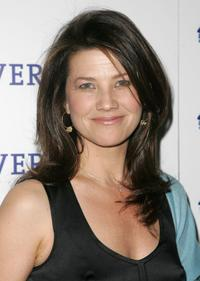 Daphne Zuniga at the 11th annual Riverkeeper Benefit gala.