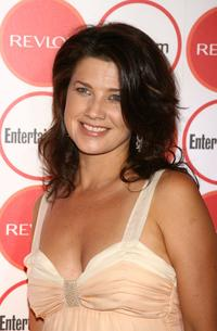 Daphne Zuniga at the Entertainment Weekly's 4th Annual Pre-Emmy Party.