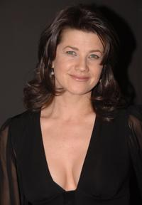 Daphne Zuniga at the Entertainment Weekly's Oscar viewing party.
