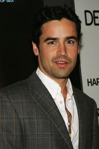 Jesse Bradford at the New York premiere of